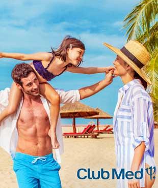 Club Med 度假村